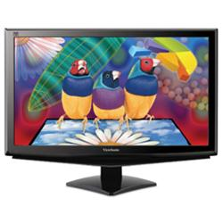 "ViewSonic VA2248-LED 22"" Widescreen 1920 x 1080 5MS VGA DVI-D LED Monitor"
