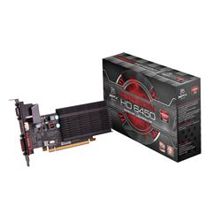 XFX ATI Radeon 6450 HD 625MHz 1GB PCI-Express 2.1 HDMI Silently Cooled Low Profile