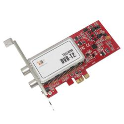 TBS Dual DVB-T2 PCIe TV Tuner Card