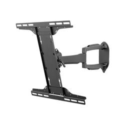 "Peerless Articulating Wall Arm for 26"" to 46"" Flat Panel Screens (Black)"