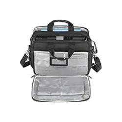 HP Mobile Printer and Notebook Case - Notebook / printer carrying case - 15.5""