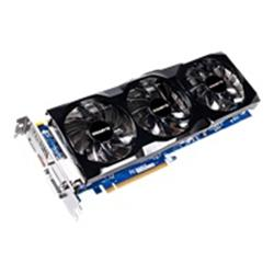 Gigabyte ATI Radeon 6970 900MHz 2GB PCI-E HDMI OC Windforce 3x
