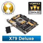Asus P9X79 DELUXE S2011 Intel X79 DDR3 ATX