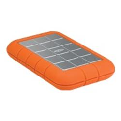 "LaCie 500GB Rugged 5400RPM FW400/800 USB 3.0 2.5"" Portable Drive"