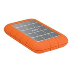 "LaCie 1TB Rugged 5400RPM FW400/800 USB 3.0 2.5""Portable Drive"