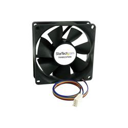 StarTech.com 80x25mm Computer Case Fan with PWM – Pulse Width Modulation Connector