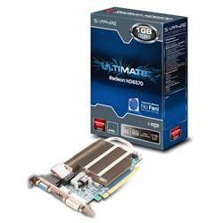 Sapphire Technology ATI Radeon 6570 HD 650MHz 1GB PCI-Express HDMI Ultimate