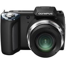 Olympus SP-620UZ Traveller Digital camera - 3D - 16.0 Mpix - 21x optical zoom - Black