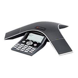 Polycom SoundStation IP7000 SIP Audio Conference VoIP phone no mics