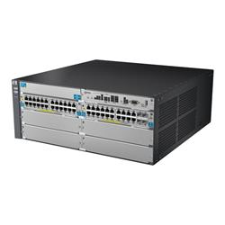 HP E5406-44G-PoE+/4G v2 zl Switch w Prm SW