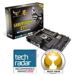 Asus Sabertooth Z77 S1155 Intel Z77 DDR3 ATX