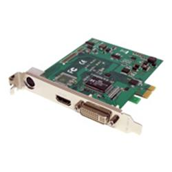 StarTech.com PCI Express HD Video Capture Card 1080p30 ? HDMI  DVI  VGA   Component