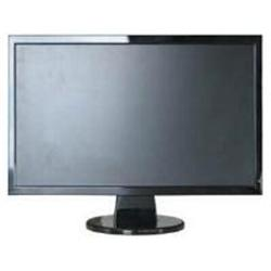"Edge10 EF220a 21.5"" 1920x1080 2ms VGA DVI Black Monitor with Speakers"