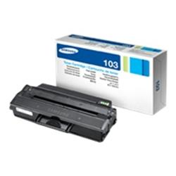 Samsung MLT-D103L/ELS Black Toner Cartridge 2.5k Yield