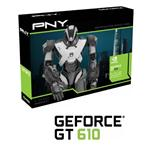 PNY GeForce GT 610 810MHz 1GB PCI-Express HDMI
