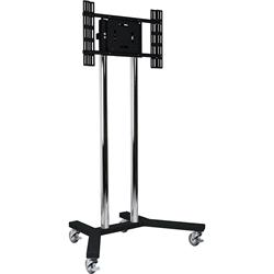 Generic Large Flat Screen Display Trolley Kit