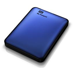 "WD 1TB My Passport 2.5"" USB 3.0 Blue"