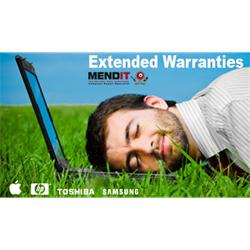 Mend IT Collect & Return Warranty 1st/2nd/3rd Years £701 - £1000 - HP, Samsung, Toshiba & Apple only