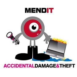 Mend IT Accidental Damage + Theft 3 Year (Unit Value £251-£400)