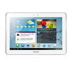 Samsung Galaxy Tab 2  10.1 Wifi 16GB White Android 4.0