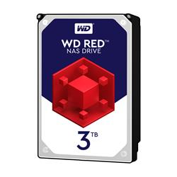 "WD 3TB Red SATA 6Gb/s 64MB 3.5"" Hard Drive"