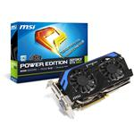 MSI GeForce GTX 660 Ti 1019MHz 2GB PCI-Express 3.0 HDMI Power Edition