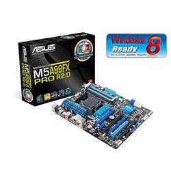 Asus M5A99FX PRO R2.0 AM3+ AMD 990FX DDR3 ATX.
