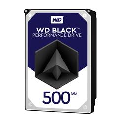 "WD 500GB Black SATA 6GB/s 7200RPM 64MB 3.5"" Hard Drive"