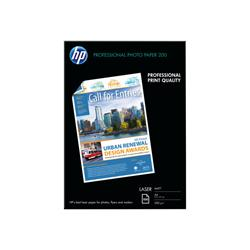 HP Professional Matt Laser Photo Paper-100 sheet/A4/210 x 297 mm