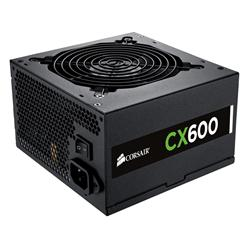 Corsair 600W Builder Series CX Series CX 80+ Bronze ATX Power Supply