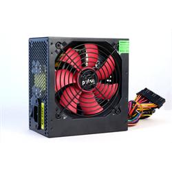Best Value Pulse 700W 120mm Silent Red Fan SATA PFC PSU