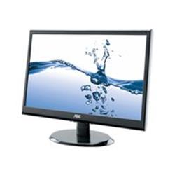 "AOC E2450SWHK 23.6"" 1920 x 1080 2MS VGA DVI HDMI LED Monitor"