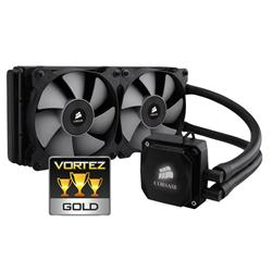 Corsair H100i Hydro Series Extreme Performance CPU Cooling
