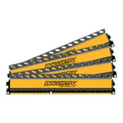 Crucial 16GB (4 x 4GB) Ballistix Tactical LP DDR3 UDIMM 240pin CL8