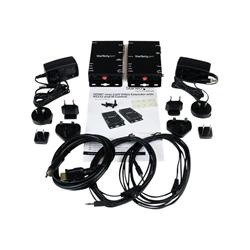 StarTech.com HDMI over Cat5 Video Extender with RS232 and IR Control