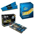 Asus Intel Performance Bundle (Inc P8Z77-V LX, Intel Core i5-3570K & 8GB Corsair Vengeance LP)