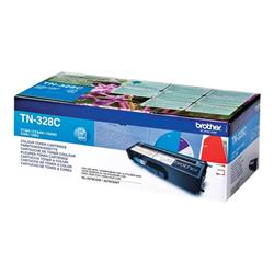 Brother High Capacity Cyan Toner