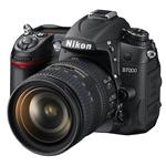 Nikon D7000 Digital SLR Kit - inc 18-105mm VR Lens, SLR Bag & Tripod