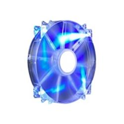 CoolerMaster MegaFlow 200 Blue LED Fan - 200mm, 700RPM