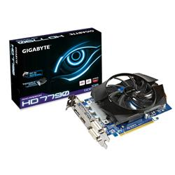 Gigabyte AMD Radeon 7790 HD 1075MHz 1GB PCI-Express 3.0 HDMI OC