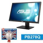 "Asus PB278Q 27"" LED 2560x1440 WQHD LED-backlit Monitor"