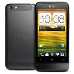 "HTC One V - Android - 3G - 4GB - 3.7"" - Super LCD 2 - black"
