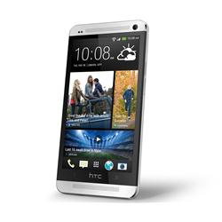 "HTC One - Android - 4G - 32 GB - 4.7"" - silver"