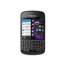 "BlackBerry Q10 - 4G - 16GB - 3.1"" - Super AMOLED - black"