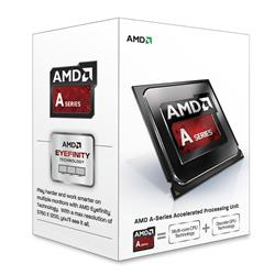 AMD A8-6500 4.1GHz FM2 4MB Quad-Core Processor, Richland Core, AMD Radeon HD 8570D