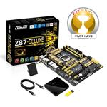 Asus Z87-DELUXE S1150 Intel Z87 DDR3 ATX
