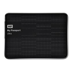 "WD 1TB My Passport Ultra USB 3.0 2.5"" Hard Drive Black"