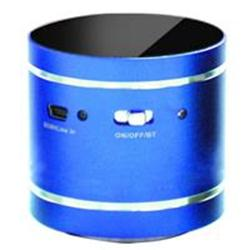 Best Value Adin B1BT 10W Vibration Speaker, Bluetooth - Blue