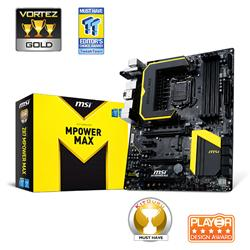 MSI Z87-MPOWER-MAX S1150 Intel Z87 DDR3 ATX