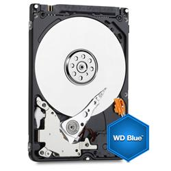 WD Blue 500GB  Mobile 7.0 MM Hard Disk Drive - 5400 RPM SATA 6 Gb/s  2.5 Inch - WD5000LPVX.